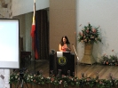 Uniwide and Susan Thorne of Skilled Migration in Baguio Teacher's Convention