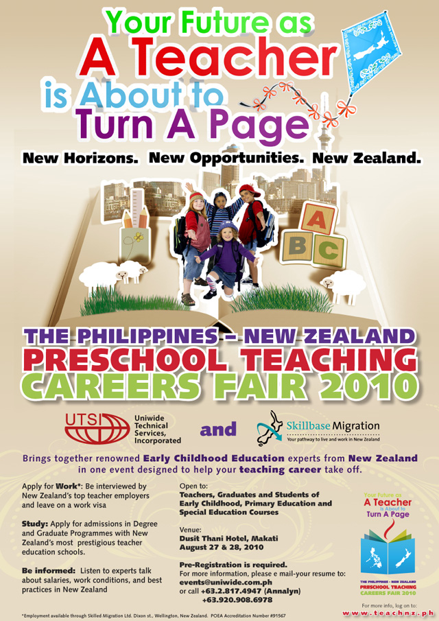 Teach In NZ